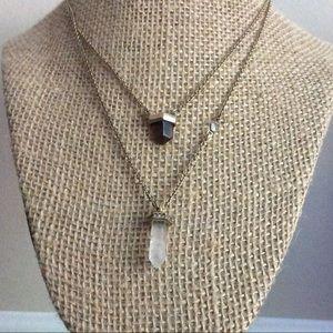 ❤️ Vintage 2 in 1 Atlas Convertible Necklace